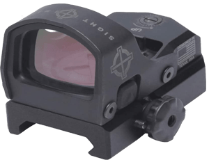 Sightmark Mini Shot M-Spec Lqd Red dot Sight for turkey hunting